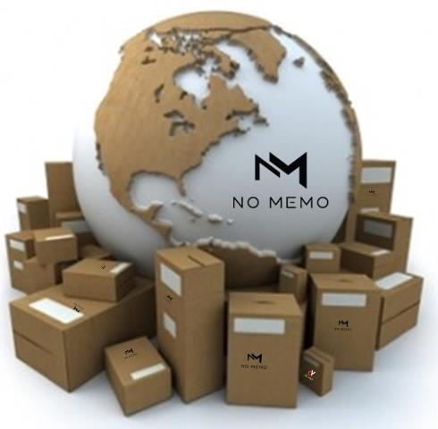 Map and boxes No Memo